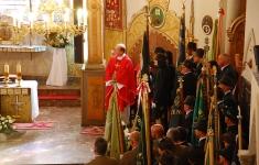 Msza święta towarzysząca Euroregionalnym Spotkaniom Łowieckim Darz Bór