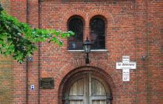 Ostre Bardo - kościół św. Katarzyny
