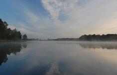 Jezioro Brzeźno Duże