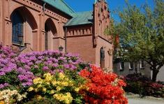 Kościół gotycki w Połczynie-Zdroju