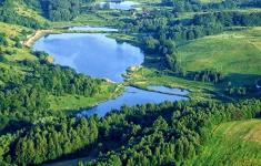 Stawy na rzece Wogrze
