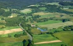 Szosa Stu Zakrętów w Drawskim Parku Krajobrazowym