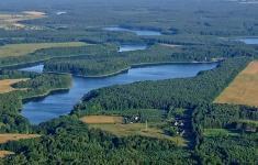 Jeziora: Kaleńskie i Krzemno