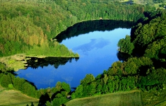 Jezioro Krzywe w Dolinie Pięciu Jezior
