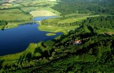 Sanatorium Borkowo nad połczyńskim zalewem