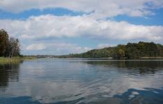 Jezioro Wielkie Dąbie