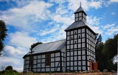 Kościół ryglowy w Kołaczu