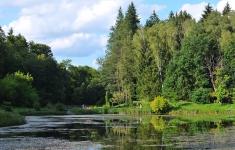 Park Zdrojowy - część angielska