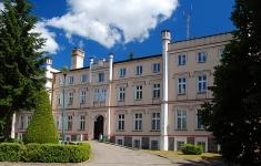 Pałac w Karwicach