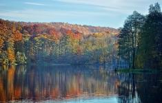 Jesień na Pojezierzu Drawskim