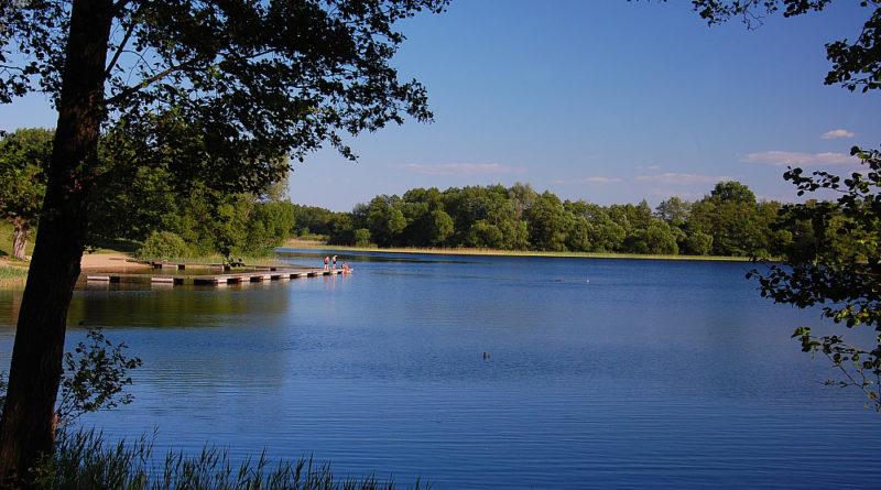 Jezioro Okra